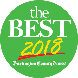 Burlington County Times - One of the Best 2018 Winner