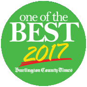 Burlington County Times - One of the Best 2017 Winner